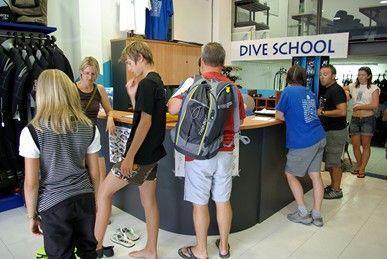 Diving School Hotel les Illes Estartit