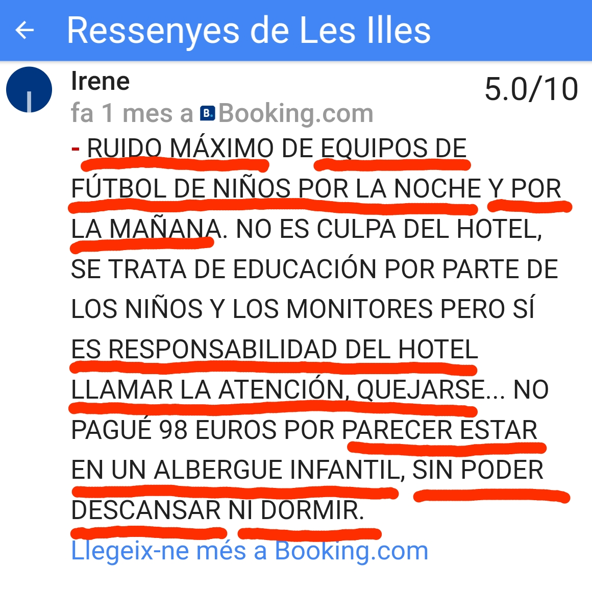 Hotel les illes booking 23
