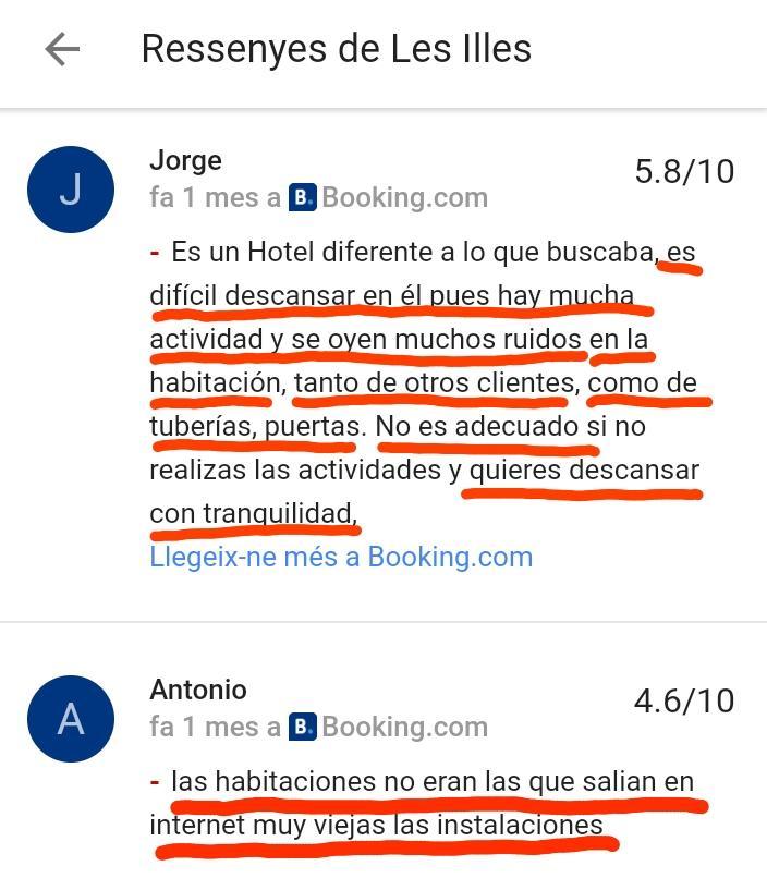 Hotel les illes estartit review 4