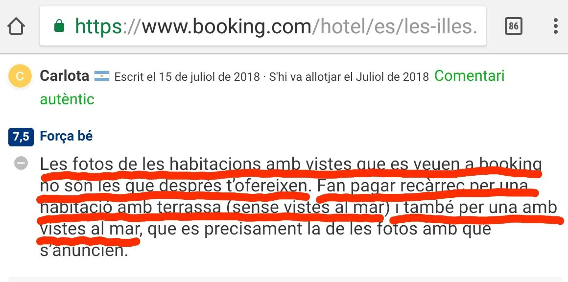 Hotel les illes estartit review 8