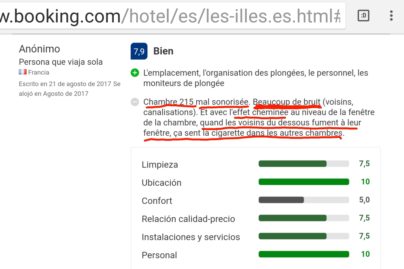 Les illes hotel estartit booking opinion